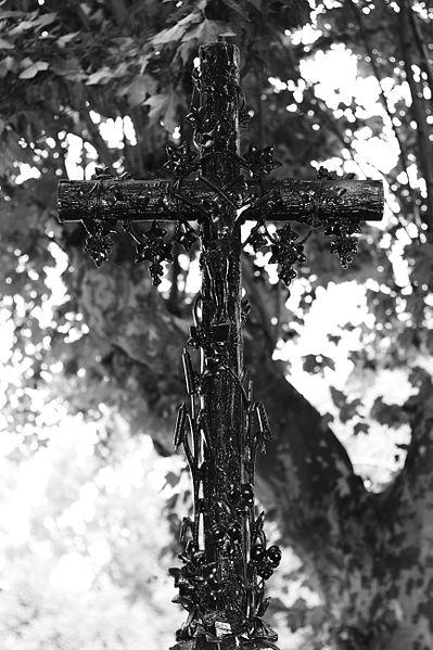 Croix à Daumazan-sur-Arize