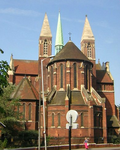 Croydon - St Michael and All Angels church - geograph.org.uk - 1973707
