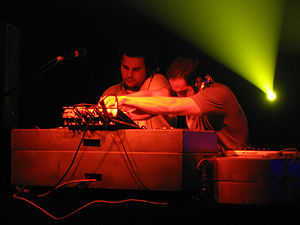 The Crystal Method discography - Image: Crystal Method by disavian