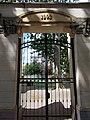 Csicsergő Kindergarten Bldg 1 Fence. Gate. - Thaly Kálmán Street, Budapest.JPG