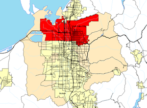 National Register of Historic Places listings in Salt Lake City - Salt Lake City and its surrounding area