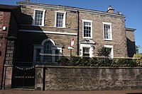 Cumberland House, Jordangate, Macclesfield. Built and developed in stages..JPG