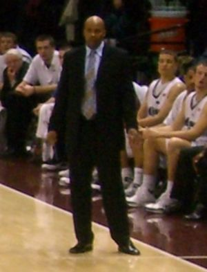 Cuonzo Martin - Martin in 2009 as Missouri State head coach.