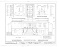 Customhouse and Post Office, Christiansted Warf Square vicinity, Christiansted, St. Croix, VI HABS VI,1-CHRIS,3- (sheet 5 of 9).png