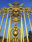 Détail de la grille de Versailles - Gate detail.jpg