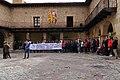 Día Internacional de la Mujer 2018, paro y manifestación en Albarracín, Teruel, 01.jpg