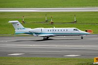D-CLMS - LJ45 - Aero-Dienst
