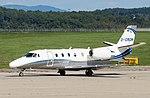 D-CRON CessnaXL Citation XLS C56X - SCR (21571352870).jpg
