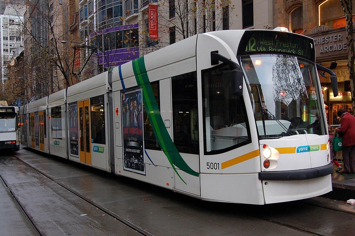 Melbourne tram route 112 - Wikipedia