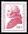 DBP - 250 Jahre Immanuel Kant - 90 Pfennig - 1974.jpg