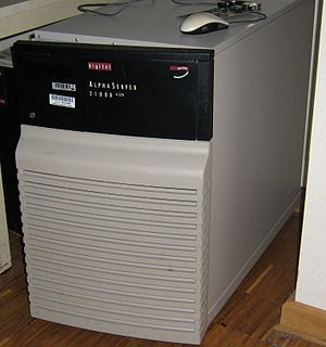 AlphaServer - AlphaServer 2100A