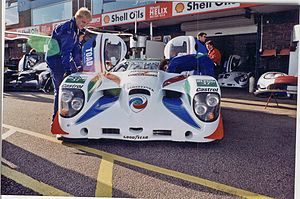 David Price Racing - David Price Racing in 1997, with a Panoz GTR-1 in the FIA GT Championship