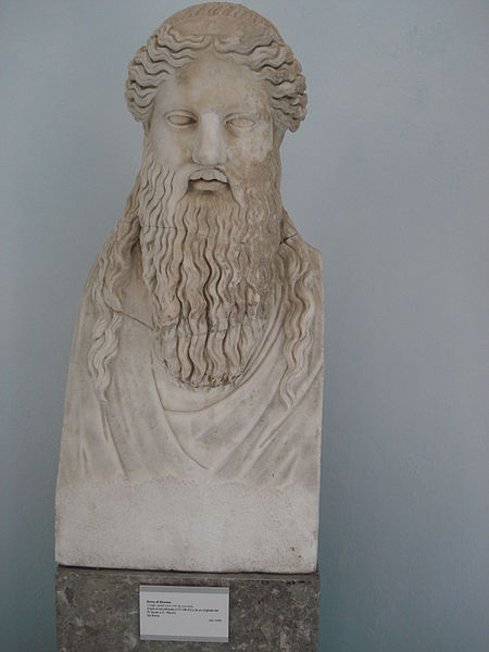File:DSC00202 - Erma di Dioniso, copia adrianea orig. sec. IV a.C. - Foto di G. Dall'Orto.jpg