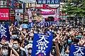 2020年5月24日反恶歌法大游行