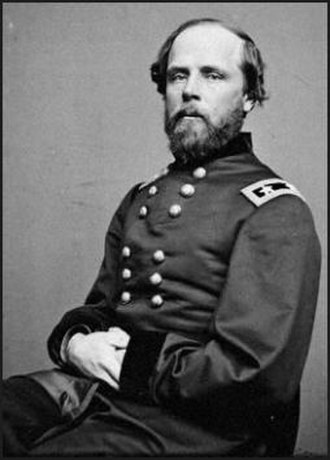 Darius N. Couch - Darius Couch as a major general in the Union Army