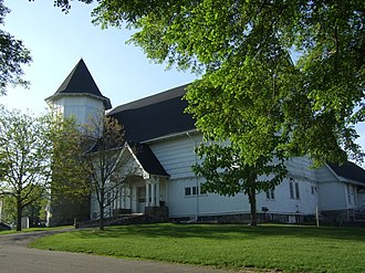 Elmer McCollum - The University of Wisconsin Dairy Barn was the site of the single-grain experiment.