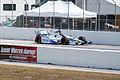 Dallara-Lotus DW12 Dragon-TrueCar Racing Katherine Legge Qualifying 01 SPGP 24March2012 (14699705975).jpg