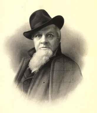 Dan Rice - Dan Rice in his later years