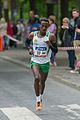Daniel Woldu, Stockholm Marathon 2013 02.jpg