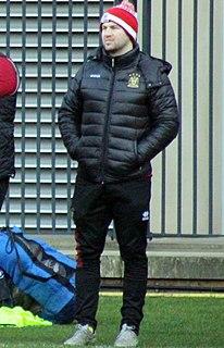 Darrell Goulding England international rugby league footballer