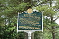 Dartmouth College Land Grant plaque - Wheelock, Vermont - DSC04404.JPG