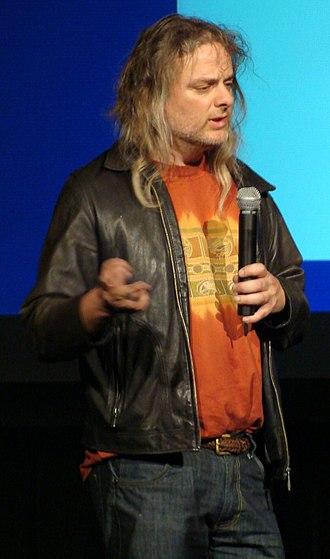 David Chalmers - Chalmers in 2008