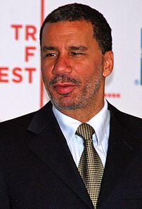 New York State Governor David Paterson opening...