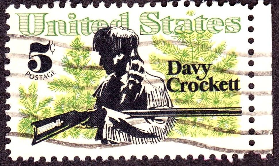 Davy Crockett2 1967 Issue-5c