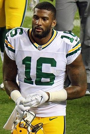 DeAngelo Yancey - Yancey in the 2017 NFL preseason.