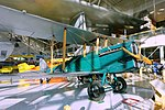 De Havilland DH-4, c. 1918, built by the Fisher Body Division of General Motors, modernized in 1923 by Boeing - Evergreen Aviation & Space Museum - McMinnville, Oregon - DSC00507.jpg