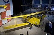 De Havilland Tiger Moth (A17-711) at the RAAF Museum