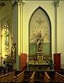 De St.Pieterskerk, neogotiek - n.o.v. E.Gife 1861-1865 - interieur - detail, z-transeptarm - neogotisch altaar - 356631 - onroerenderfgoed.jpg