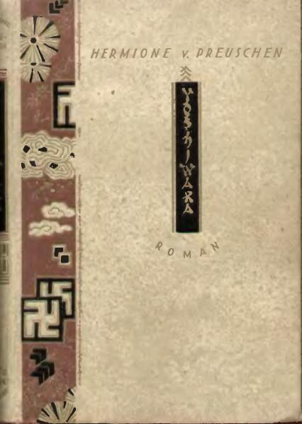 File:De Yoshiwara Preuschen Hermione von.djvu