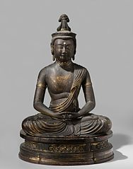 The Buddha Amida Nyorai