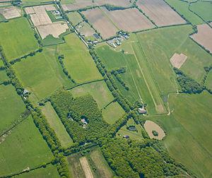 RAF Deanland - Deanland Airfield in 2013.