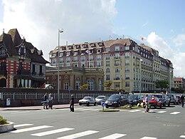 Hotel Royal Deauville Adrebe
