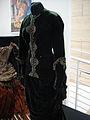 """Debbie Reynolds Auction - Greta Garbo signature dark green velvet dress from """"Anna Karenina"""" (5851591601).jpg"""