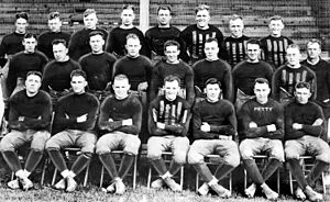 History of the Chicago Bears - The 1920 Decatur Staleys.
