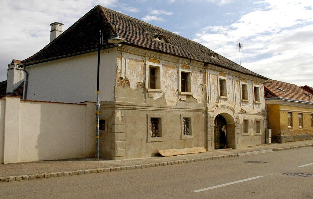 Datei:Deinzendorf Wohnhaus.jpg