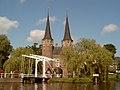 Delft, Oosterpoort 2009-05-22 11.12.JPG