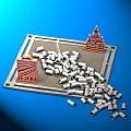 Demonstratorbauteile für generative Fertigung durch 3D Metal Printing.tif