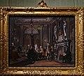Den Haag - Mauritshuis - Cornelis Troost (1696-1750) - 'Nemo loquebatur' (Nobody was speaking) 1740.jpg