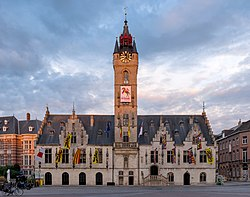 Dendermonde City Hall and Belfry