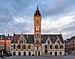 Dendermonde town hall and belfry during golden hour (DSCF0501).jpg