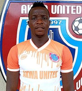 Denis Nya Nigerian footballer