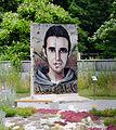 Denkmal für ägyptischen Blogger Khaled Said in Berlin.jpg