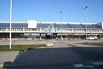Departures entrance at Landvetter.JPG