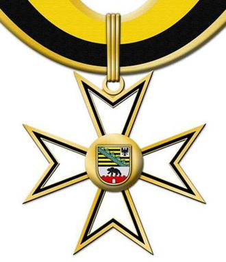 Order of Merit of Saxony-Anhalt - Order of Merit of Saxony-Anhalt