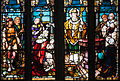 Derry St. Eugene's Cathedral South Aisle West Window Saint Patrick Detail 2013 09 17.jpg