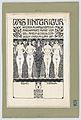 """Design for the title page of """"Das Interieur"""" MET DP864084.jpg"""